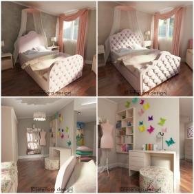dormitor copii clasic vs. modern