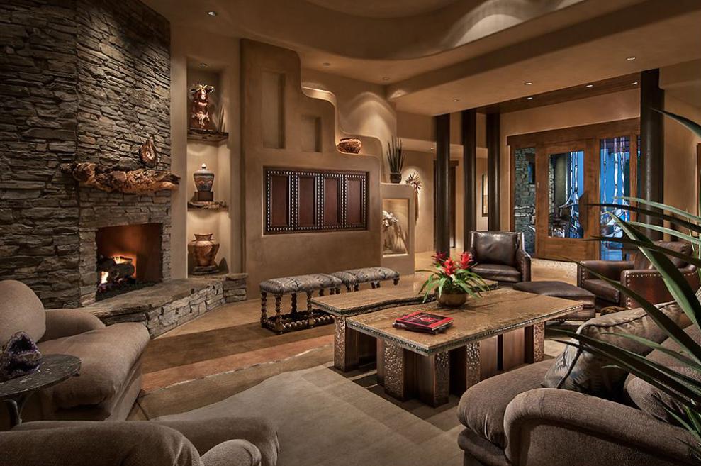 southwest-contemporary-southwestern-living-room