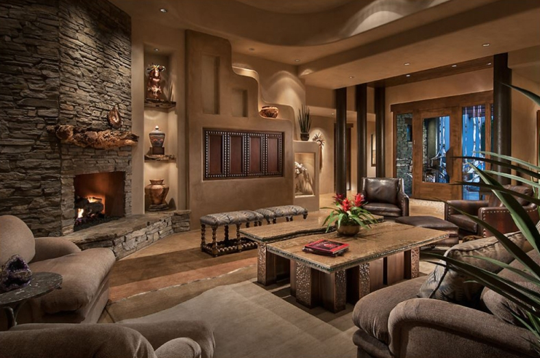 southwest-contemporary-southwestern-living-room