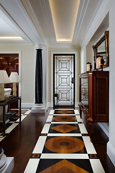 amazing-detailed-flooring-and-gorgeous-glass-iron-door