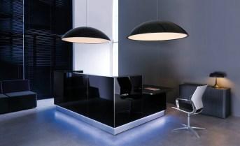 black-glass-reception-desk